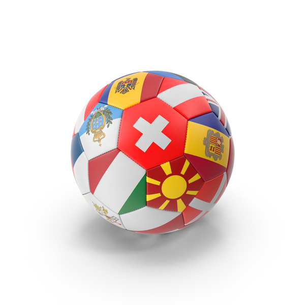 International Soccer Ball PNG & PSD Images