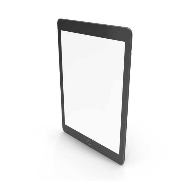 Tablet Computer: iPad Air 2 3G PNG & PSD Images