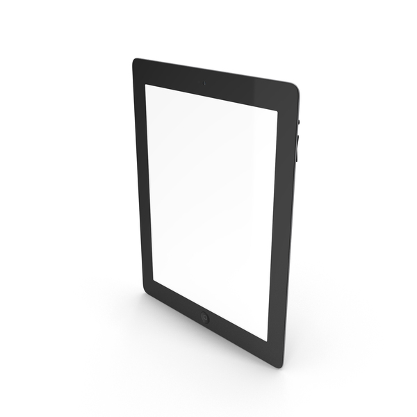 Tablet Computer: iPad PNG & PSD Images