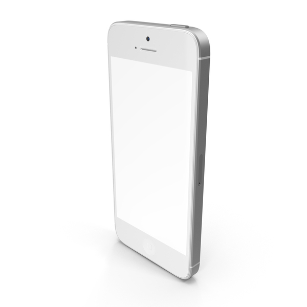 Smartphone: iPhone 5s PNG & PSD Images