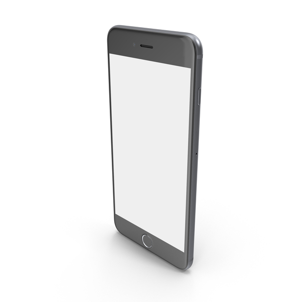 Smartphone: iPhone 6 Plus PNG & PSD Images