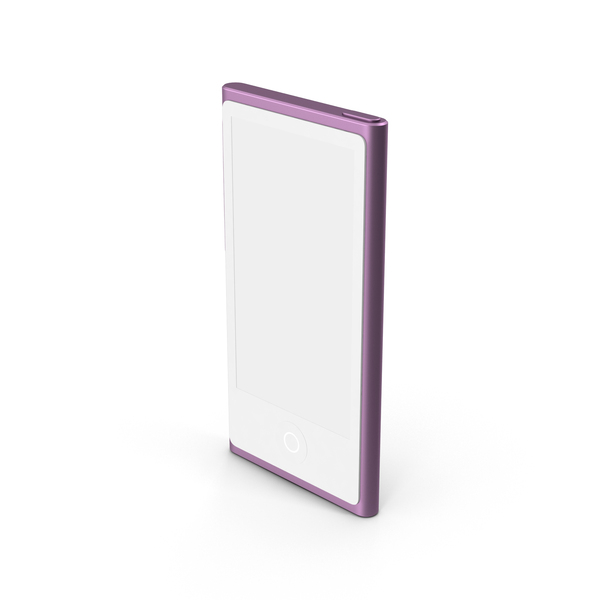 iPod Nano PNG & PSD Images