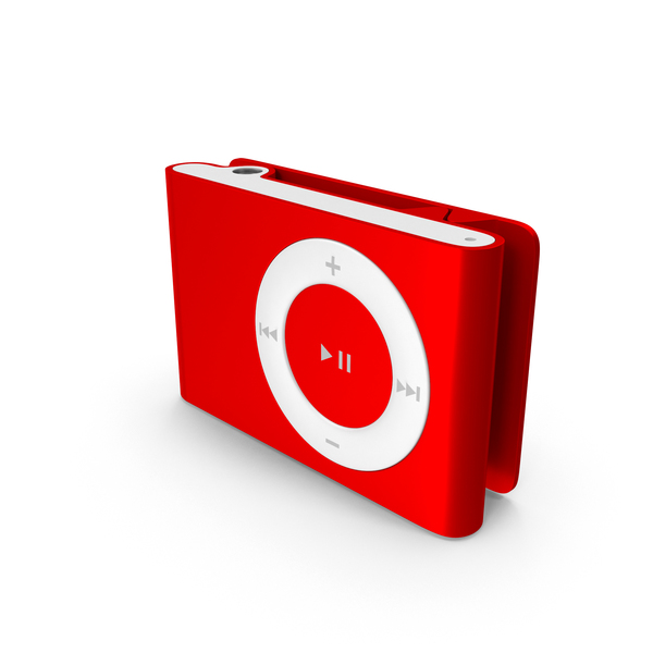 iPod Shuffle 2nd Generation PNG & PSD Images