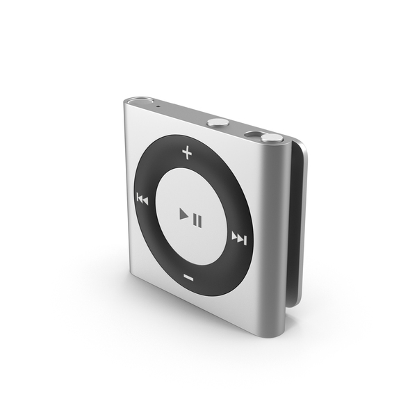Mp3 Player: iPod Shuffle PNG & PSD Images