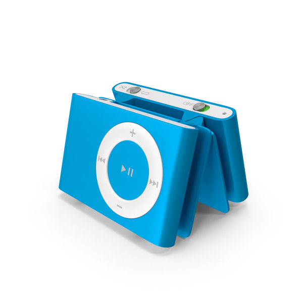 iPod Shuffle PNG & PSD Images
