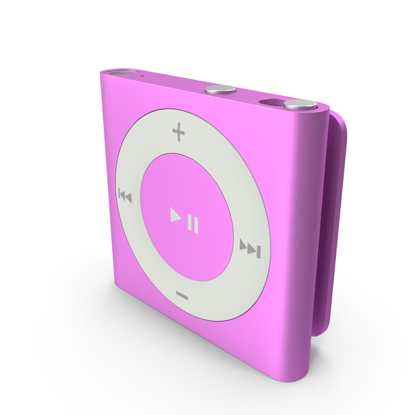 iPod Shuffle Purple PNG & PSD Images