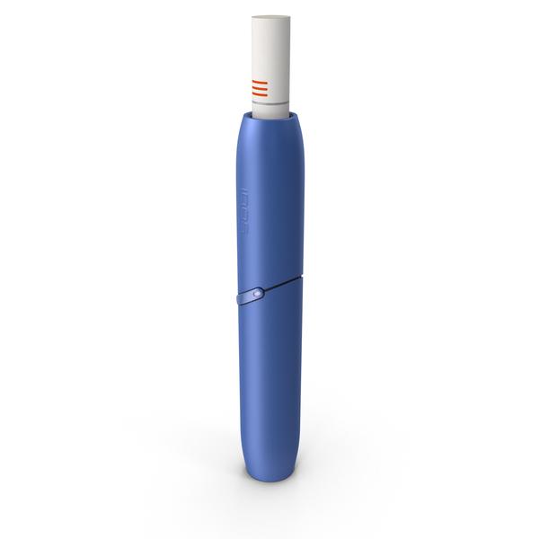iQOS 3 E-Cigarette PNG & PSD Images