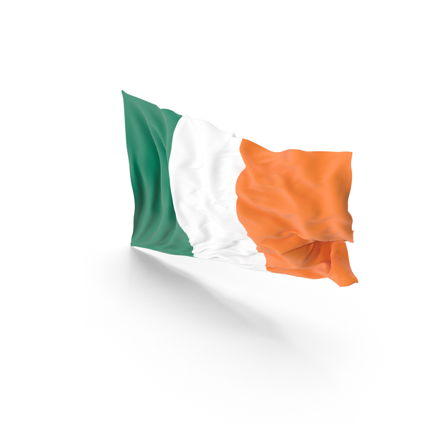 Irish: Ireland Flag PNG & PSD Images