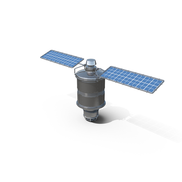 Iridium Satellite PNG & PSD Images