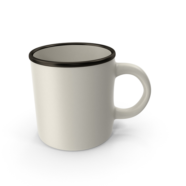 Iron Coffee Mug PNG & PSD Images