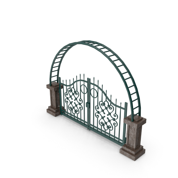 Iron Gate PNG & PSD Images