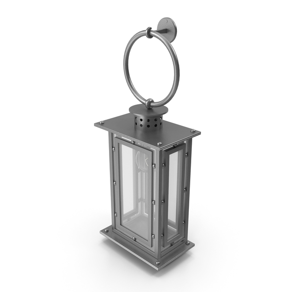 Sconce: Iron Lantern PNG & PSD Images