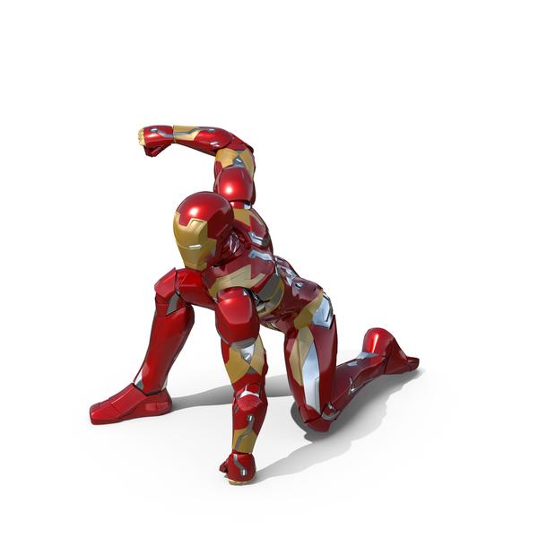 Iron Man PNG & PSD Images