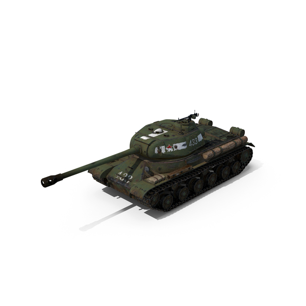 Iosif Stalin Tank: IS2 PNG & PSD Images