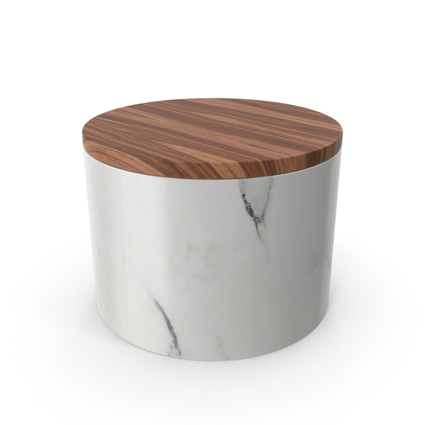 Ishi Marble Canister PNG & PSD Images