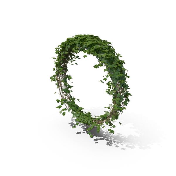 Ivy Circle Object