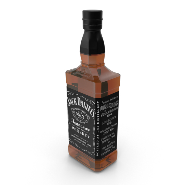 Jack Daniel's Tennessee Whiskey PNG & PSD Images