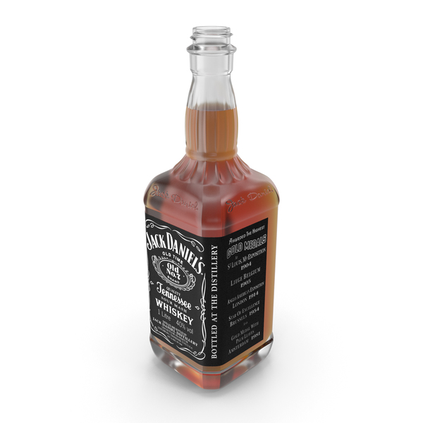 Whiskey: Jack Daniels PNG & PSD Images