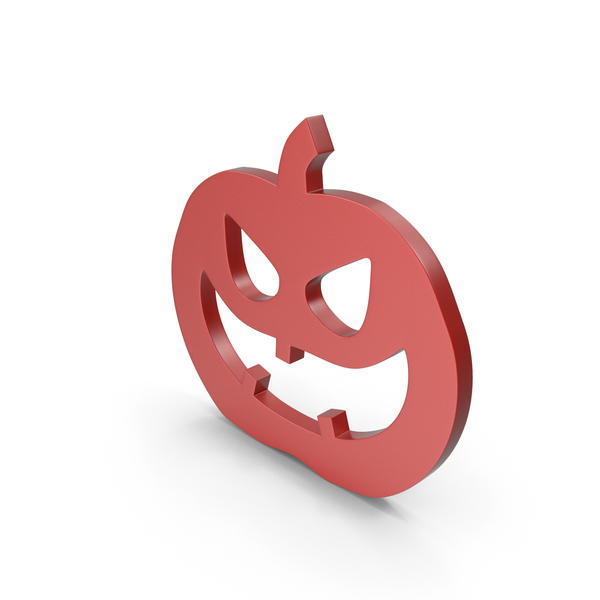 Banner: Jack o Lantern Red Icon PNG & PSD Images
