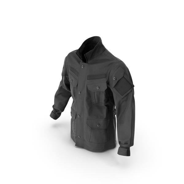 Jacket Black PNG & PSD Images