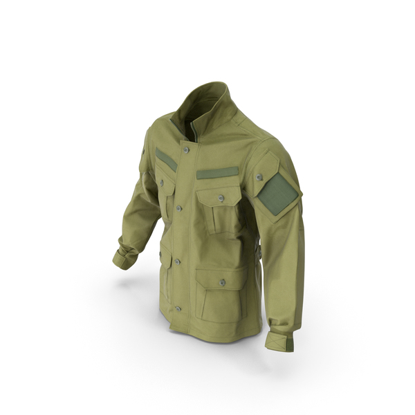 Jacket Green PNG & PSD Images