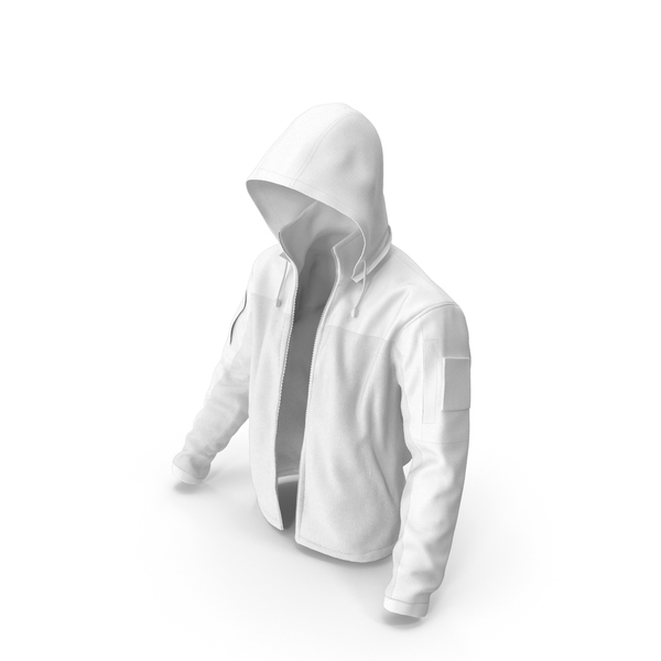 Jacket White PNG & PSD Images