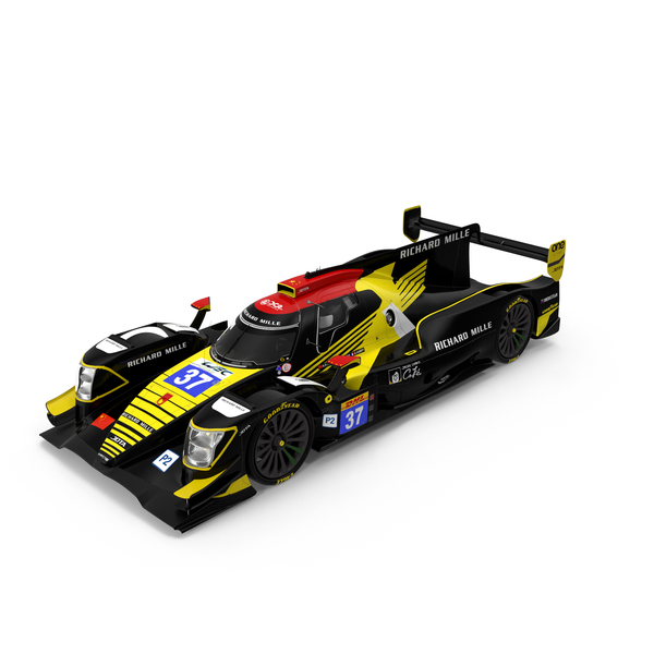 Jackie Chan DC Racing LMP2 PNG & PSD Images