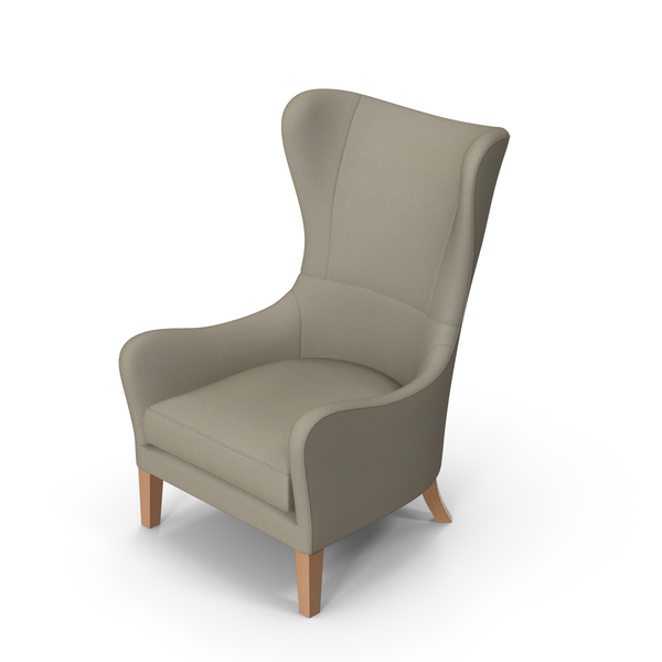 Jackson Arm Chair PNG & PSD Images