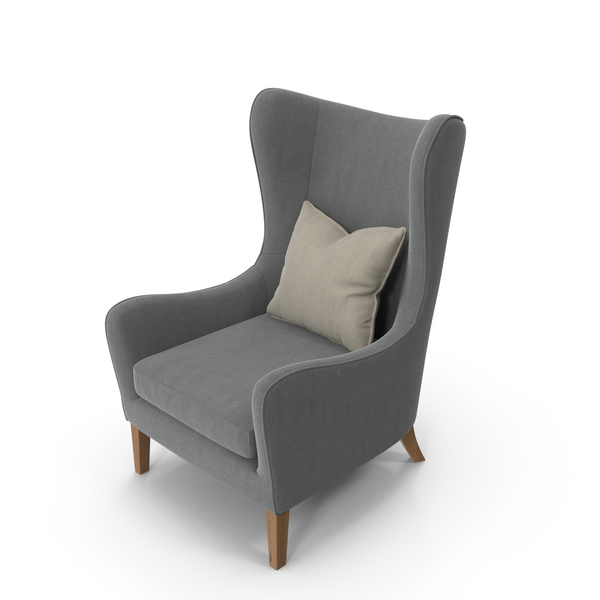 Jackson Wing Chair PNG & PSD Images