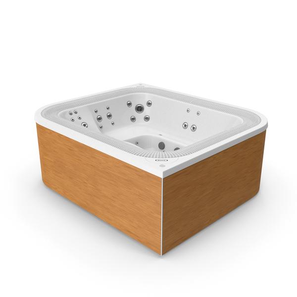 Jacuzzi Virtus Hot Tub PNG & PSD Images