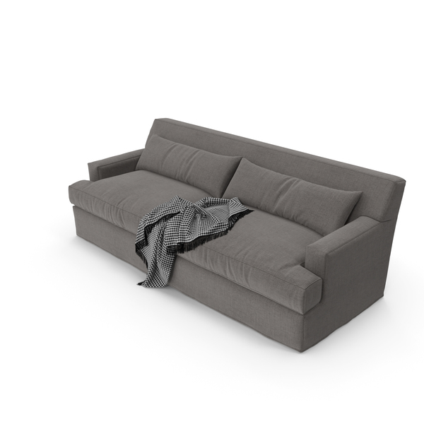 James Slim Sofa Meridiani PNG & PSD Images