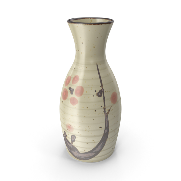 Japanese Vase PNG & PSD Images