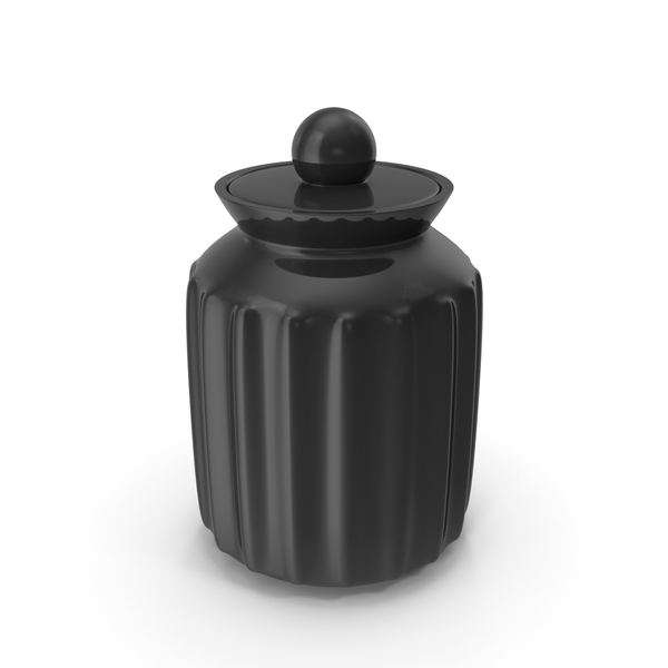 Jar Black PNG & PSD Images