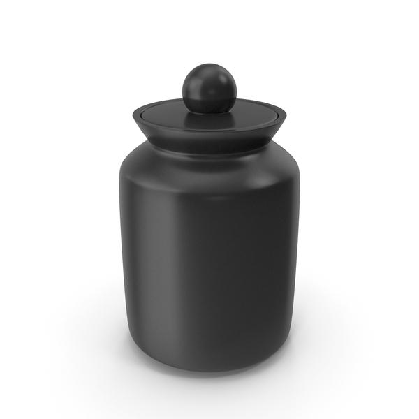 Vase: Jar Black PNG & PSD Images