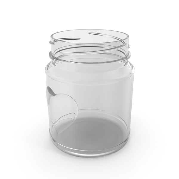 Jar Heart Glass PNG & PSD Images