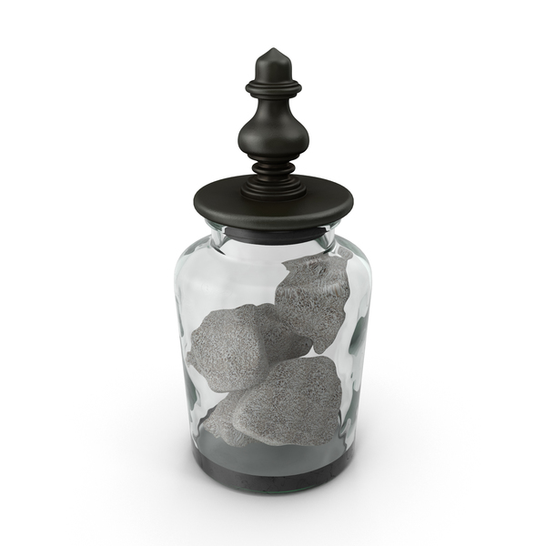 Jar of Pumice Stones PNG & PSD Images