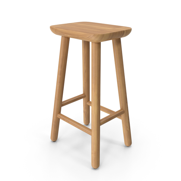 Jasper Counter Stool PNG & PSD Images