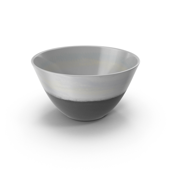 Jaymes Glazed Ceramic Bowl PNG & PSD Images