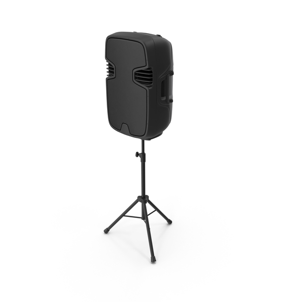 JBL EON Portable Speaker Object