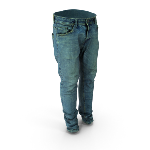 Jeans Dark Blue PNG & PSD Images