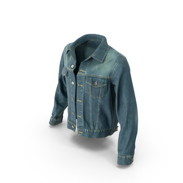 Jeans Jacket PNG & PSD Images