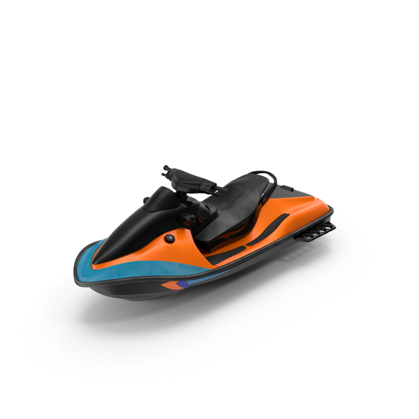 Personal Water Craft: Jet Ski Sea-Doo PNG & PSD Images