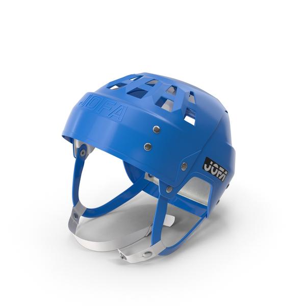 JOFA Ice Hockey Helmet PNG & PSD Images