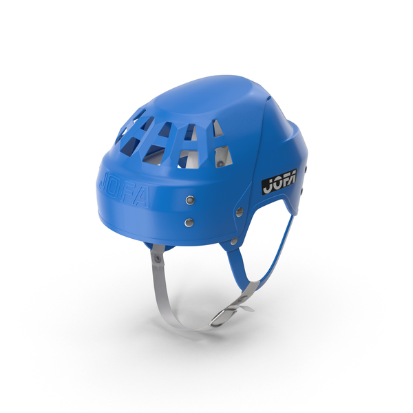 JOFA Ice Hockey Helmet PNG & PSD Images