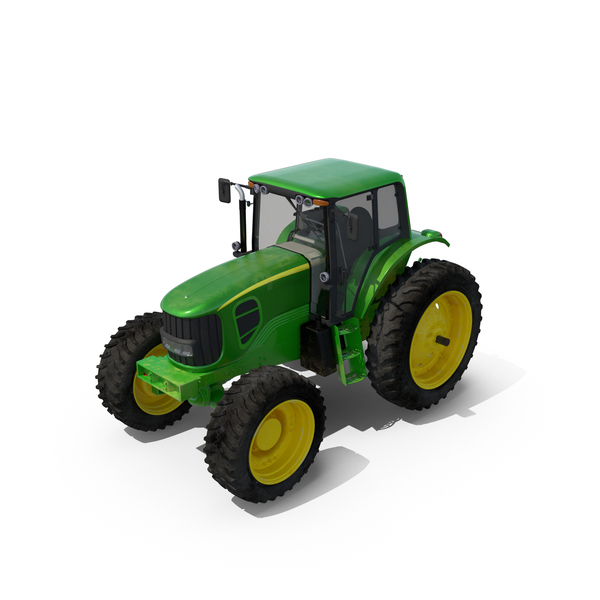 John Deere Tractor PNG & PSD Images