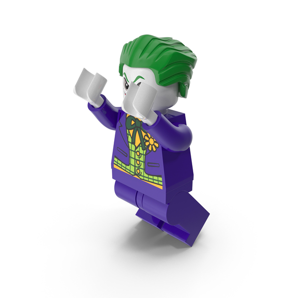 Lego Toys: Joker Jump PNG & PSD Images