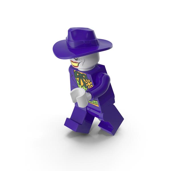 Superhero: Joker Running PNG & PSD Images