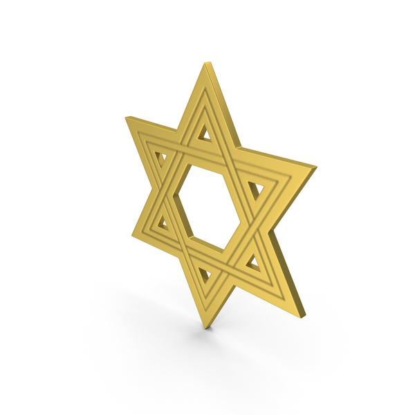 Judaism Star of David PNG & PSD Images