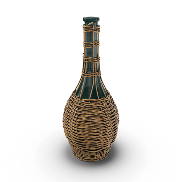 Growler: Jug in Basket PNG & PSD Images