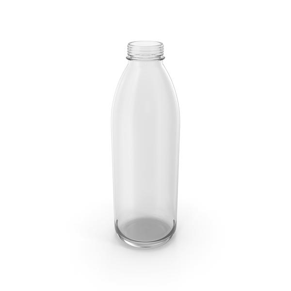 Juice Bottle Empty PNG & PSD Images